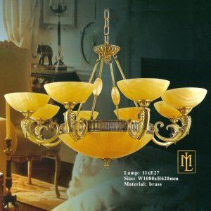 Đèn chùm đồng ML-1188-8