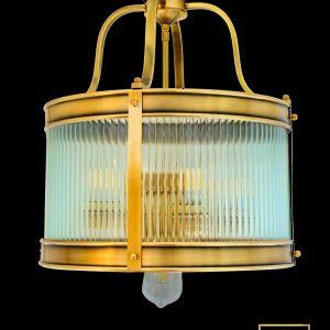 Đèn thả đồng ML-A8007-5(w45cm)