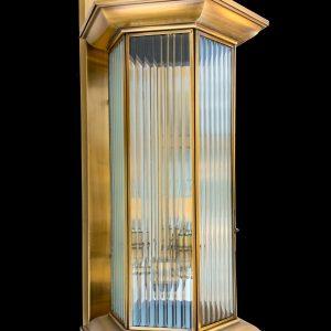 Đèn tường ngoại thất, đèn tường đồng kính