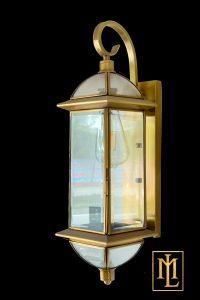 Đèn chùa đồng kính ML-B6006-1