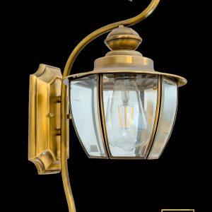 Đèn chùa đồng ML-B6021-1KT w23 h36