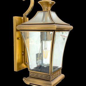 Đèn chùa đồng ML-B6022-1 w22 H52cm