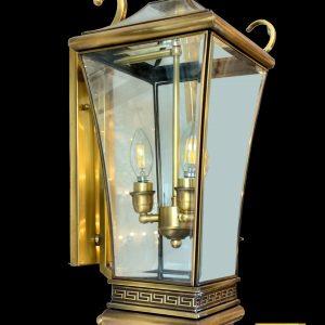 Đèn chùa đồng kính