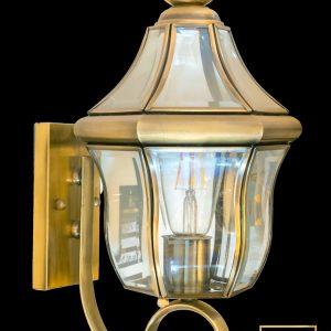 Đèn chùa đồng ML-B6036-B w18 h42cm