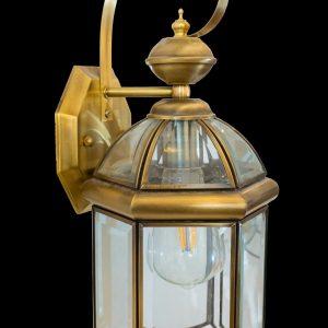 Đèn chùa đồng ML-B6042-1 w18 h40cm