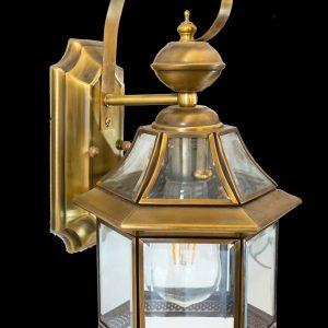 Đèn chùa đồng ML-B6043-1 w18 h38