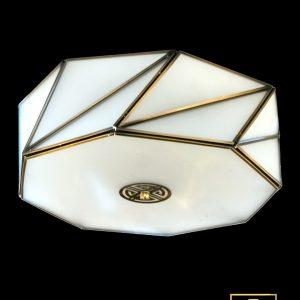Đèn ốp trần đồng ML-C7221-6(w45cm)